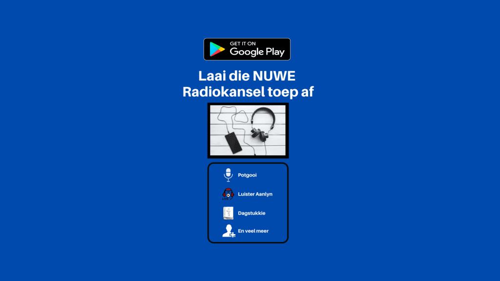 Laai Radiokansel toep af