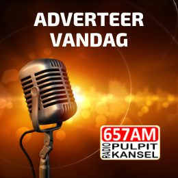 Adverteer op Radiokansel