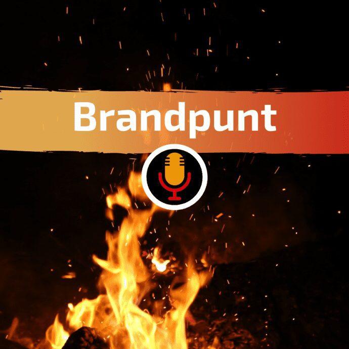 Brandpunt Wynand potgooi Radiokansel
